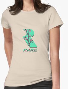 RARE 2002 Womens Fitted T-Shirt