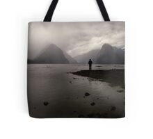 End of the Pilgrimage  Tote Bag