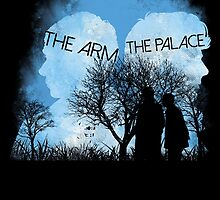 the arm - the palace (reworked) by AdmConnor