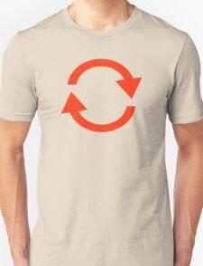 Arrows circle T-Shirt