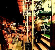 night hustle by eliamazor