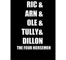 The Four Horsemen T - Shirt Photographic Print