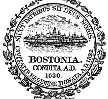 Seal of Boston by abbeyz71
