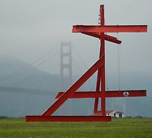 Peace, San Francisco by beltanemaiden