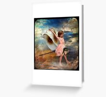 Explore (the possibilities) Greeting Card