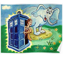 Horton hears a Dr. Who Poster