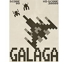 Galaga Photographic Print