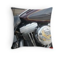Harley Fever Throw Pillow
