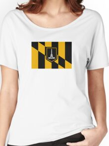 Flag of Baltimore Women's Relaxed Fit T-Shirt