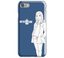 Blue is for Clara iPhone Case/Skin
