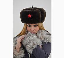 Russian Girl Unisex T-Shirt