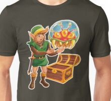 Link finds a Metroid Unisex T-Shirt