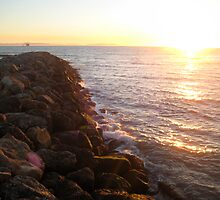 Socal Sunset by Jacob P