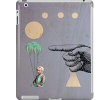 Surprise - Modern Abstract iPad Case/Skin
