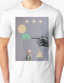 Surprise - Modern Abstract Unisex T-Shirt