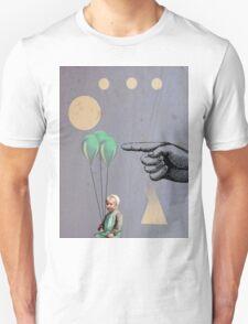 Surprise - Modern Abstract T-Shirt