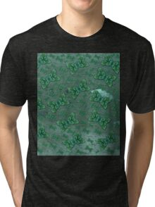 Heaven and Ocean meets Tri-blend T-Shirt