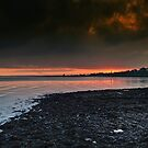 Harwich Sunset by Lea Valley Photographic