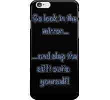 Mirror Mirror iPhone / Samsung Galaxy Case iPhone Case/Skin