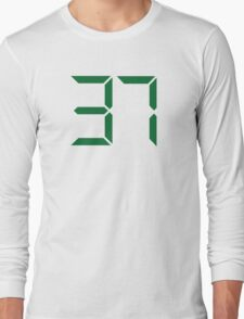 Number 37 Long Sleeve T-Shirt