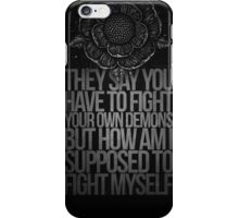 A Song For The Nameless iPhone Case/Skin