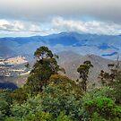 Victorian Alps - Wonnangatta Valley by George Petrovsky