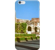 Roman Coliseum 1961 iPhone Case/Skin