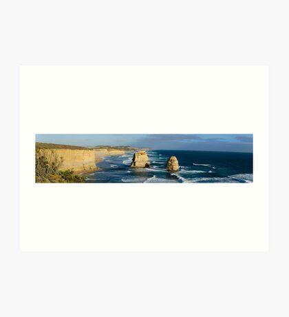 Sentinels of the Sea. Art Print