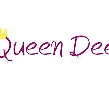 Queen Dee by fansfor-danneel