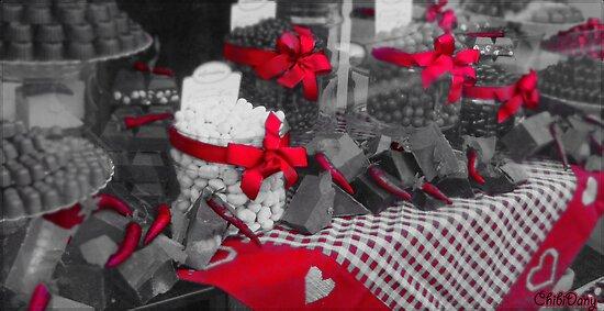 Chocolate Ribbon by kissmelina