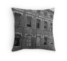 School House ca 1880's Throw Pillow