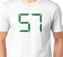 Number 57 Unisex T-Shirt