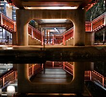 Urban Bridge by Keith Poynton