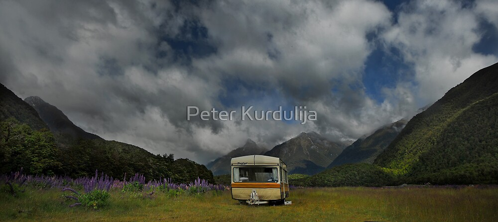 A Room with a View by Peter Kurdulija