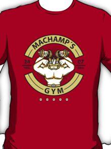 Machamp's gym T-Shirt