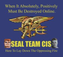 SEAL team CIS by ravenrapp