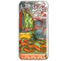 Follow Your True North iPhone Case/Skin
