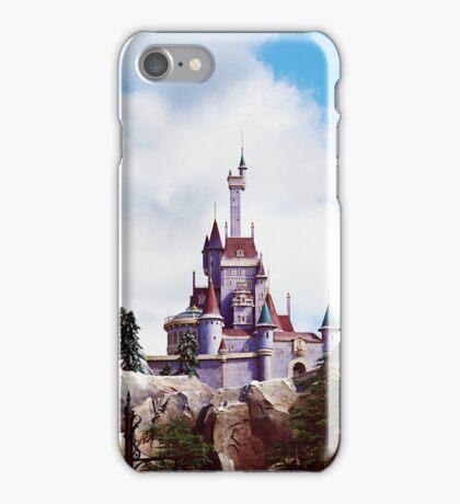 enchanted castle iPhone Case/Skin