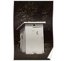 Outhouse Poster