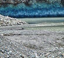 Davidson Glacier by JakeSnyder