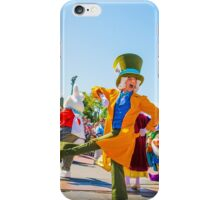 Mad As A Hatter iPhone Case/Skin