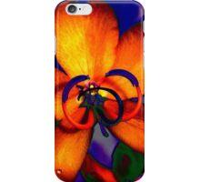 Mandarin Petals iPhone Case/Skin