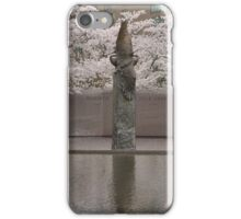 The Memorial to Japanese-American Patriotism in World War II - Washington D.C. iPhone Case/Skin
