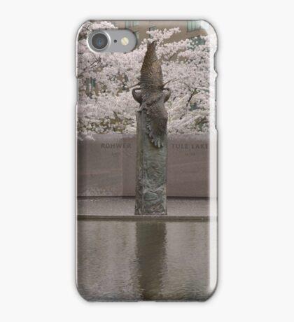 The Memorial to Japanese-American Patriotism in World War II - Washington D.C. iPhone Case/Skin