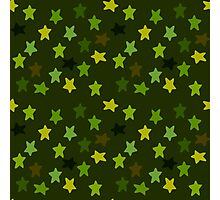 Forest stars Photographic Print