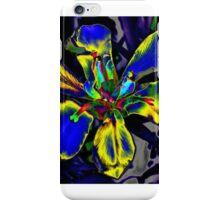 Midnight Pollen iPhone Case/Skin