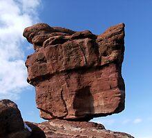 Balanced Rock  by Anita Schuler