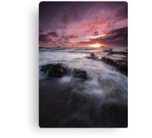 Dramatic Seascape  Canvas Print