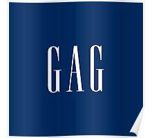 """""""GAG"""" DESIGN Poster"""