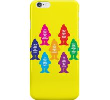 7 dwarfs iPhone Case/Skin